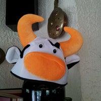 Photo taken at Restaurant De Bonte Koe by Arie v. on 6/3/2012