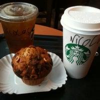 Photo taken at Starbucks by Uliana K. on 8/23/2012