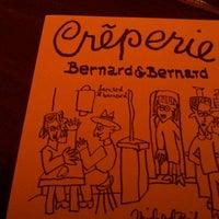 ... Photo Taken At Crêperie Bernard Et Bernard By Hanna Kaisa T. On 7/ ...