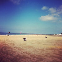 Photo taken at Grand Haven State Park by Dominic P. on 9/4/2012