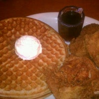 Photo taken at Lo-Lo's Chicken & Waffles by Shawn P. on 2/16/2012