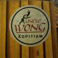 Photo taken at Uncle Wong Kopitiam - Ciawi by Yovita L. on 8/20/2012