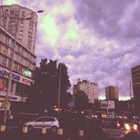Снимок сделан в Голосеевская площадь пользователем Alexandr O. 6/6/2012