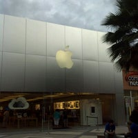 Photo taken at Apple Mall of Louisiana by Marq on 2/3/2012