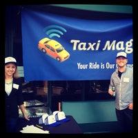 Photo taken at Taxi Magic Arlington Happy Hour @ SoBe by Sean C. M. on 3/14/2012