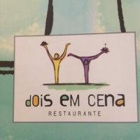 Photo taken at Dois em Cena by Vitor d. on 5/19/2012