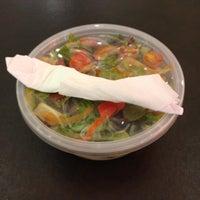 Photo taken at Sumo Salad by maneta 7. on 3/20/2012