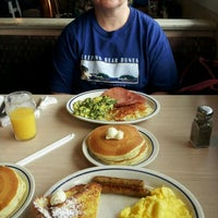 Photo taken at IHOP by Chris on 3/30/2012