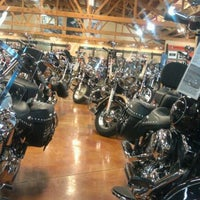 Photo taken at Lake Shore Harley-Davidson by Peter G. on 4/12/2012
