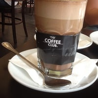 Photo taken at The Coffee Club by Parinee B. on 4/10/2012