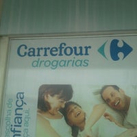 Photo taken at Carrefour Drogaria by Geo S. on 8/12/2012