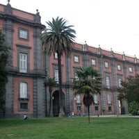Photo taken at Museo di Capodimonte by Vitaly P. on 8/26/2012