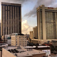 Photo taken at DoubleTree by Hilton Hotel New Orleans by Jeff R. on 3/8/2012