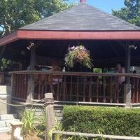 Photo taken at Gazebo by Brian on 7/27/2012