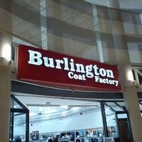 Photo taken at Burlington Coat Factory by João on 3/21/2012