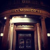 Photo taken at Delmonico's by Sean F. on 9/8/2012