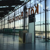 """Das Foto wurde bei Flughafen Köln/Bonn """"Konrad Adenauer"""" (CGN) von H.Baskin am 9/6/2012 aufgenommen"""