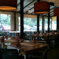 Photo taken at Pizzeria Re Artu' by Davide M. on 4/13/2012