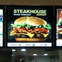 Photo taken at Burger King by José Ignacio A. on 5/1/2012