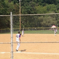 Photo taken at Plum Borough Ball Fields by Benjamin J. on 7/22/2012