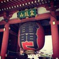 8/9/2012 tarihinde Paul S.ziyaretçi tarafından Senso-ji Temple'de çekilen fotoğraf