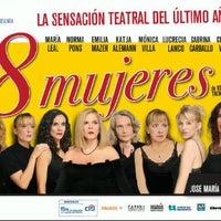 Foto tomada en Teatro Ideal por Teo F. el 6/8/2012