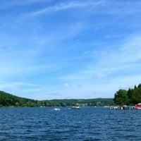 Photo taken at Deep Creek Lake by Steven M. on 7/23/2012