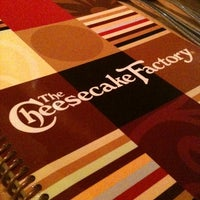 Photo taken at The Cheesecake Factory by Evan B. on 4/15/2012