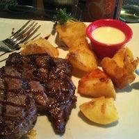 Das Foto wurde bei Open Café & Wine Bar von Nicolas L. am 4/7/2012 aufgenommen