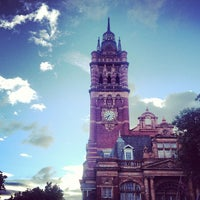 Photo taken at Newham Town Hall by Dave on 9/11/2012