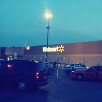 Photo taken at Walmart Supercenter by Jimmy K. on 7/8/2012