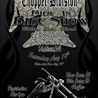 Photo taken at C.C.Riders M.C. Clubhouse by Showtime C. on 8/18/2012