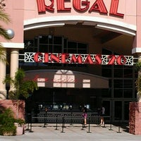 Photo taken at Regal Cinemas Winter Park Village 20 & RPX by Dan J. on 5/19/2012