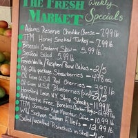 Photo taken at The Fresh Market by Jason C. on 7/11/2012