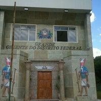 Photo taken at Grande Oriente do Distrito Federal by Augusto Flavio M. on 5/26/2012