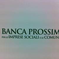 Photo taken at Banca Prossima by Anne B. on 9/10/2012