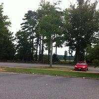 Photo taken at Jamestowne Visitor Center by Renee M. on 8/21/2012
