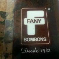 Foto tirada no(a) Fany Bombons por Wesley T. em 8/5/2012