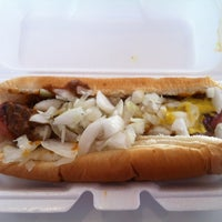 Photo taken at American Coney Island by WanderingWalt on 5/30/2012