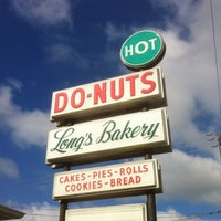 Photo taken at Long's Bakery by Evan F. on 9/8/2012