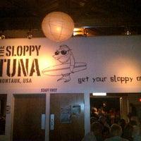 Photo taken at Sloppy Tuna by Amelia S. on 7/25/2012