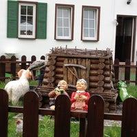 Снимок сделан в Deutsches Eck пользователем RG 6/22/2012