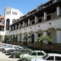 Photo taken at Lawang Sewu by PusPa T. on 7/1/2012