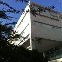Foto tomada en Biblioteca Central UCN por Nico O. el 5/4/2012