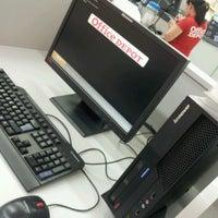 Photo taken at Office Depot by Juan Ramon O. on 7/6/2012
