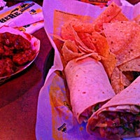 Photo taken at Buffalo Wild Wings by Shaheed C. on 2/11/2012