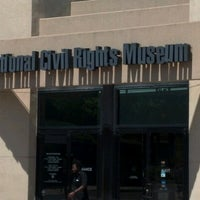Photo taken at National Civil Rights Museum by Brandie C. on 6/15/2012