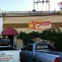 Foto tomada en Café Canela por Israel A. el 3/30/2012