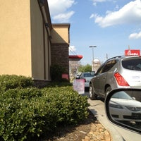 Photo taken at Chick-fil-A Haywood Road by Audra V. on 3/19/2012