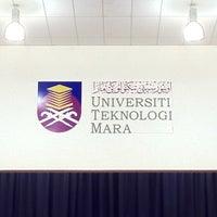 Photo taken at Universiti Teknologi MARA (UiTM) by Asyari A. on 9/1/2012